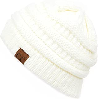 Exclusives Cable Knit Beanie - Thick, Soft & Warm Chunky...