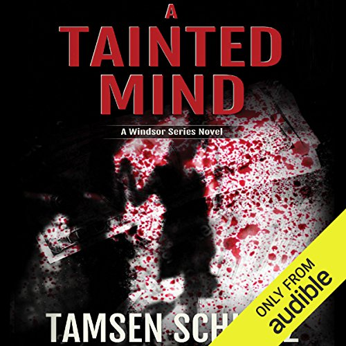 A Tainted Mind audiobook cover art