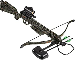 Wildgame Innovations XR250C Crossbow - Shoots 250 Feet Per Second Quiver, 2-18