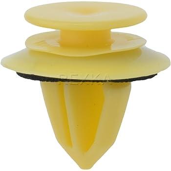 5x moulure parenthèse support clip MERCEDES BENZ smart colliers avec tulles #neu #