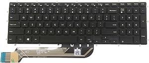 KbsPro Backlight Keyboard for Dell Inspiron 15 5565 5567 5570 5575 5665 7566 7567 7577 US Layout Backlit