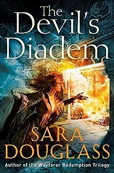 fantasy book reviews Sara Douglass The Devil's Diadem