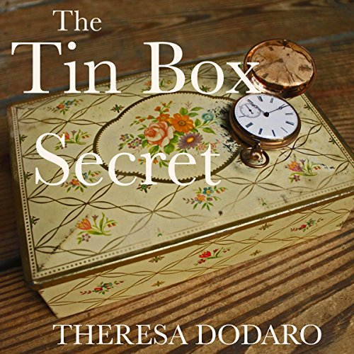 The Tin Box Secret audiobook cover art