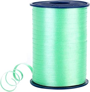 Morex Poly Crimped Curling Ribbon, 0.5cm by 500-Yard, Mint
