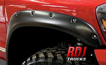 RDJ Trucks PRO-Offroad Bolt-On Style Fender Flares - Ram 1500 2002-