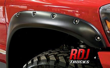 RDJ Trucks PRO-Offroad Bolt-On Style Fender Flares - Ram 1500 2002-