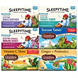 Celestial Seasonings Immunity Boost Variety Pack, 6 Count
