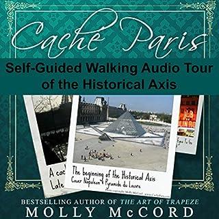 Caché Paris audiobook cover art