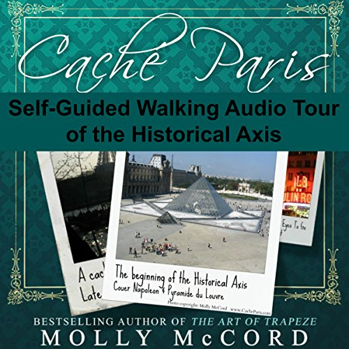 Caché Paris audiobook cover art