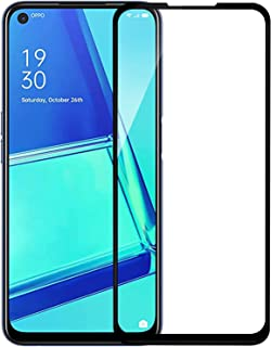 Oppo A53 3D Curved Full Coverage Premium Scratch Resistance 5D Touch Tempered Glass Screen Protector For Oppo A53