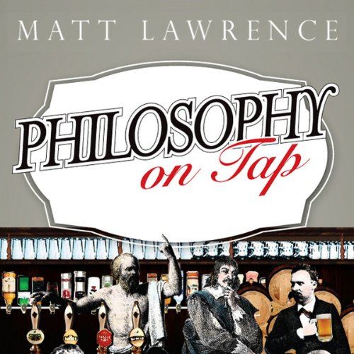 Philosophy on Tap audiobook cover art