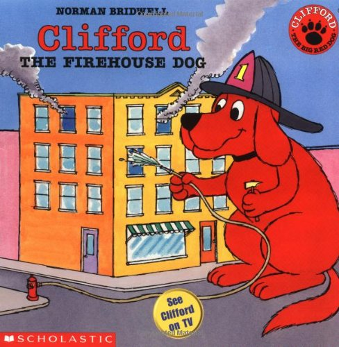 Clifford the Firehouse Dog (Clifford, the Big Red Dog)の詳細を見る