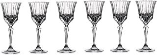 RCR Crystal Adagio Collection Liquor Glass Set