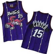 Carter Jerseys Basketball Athletics Jerseys Retro Jersey 15 Youth/Kids