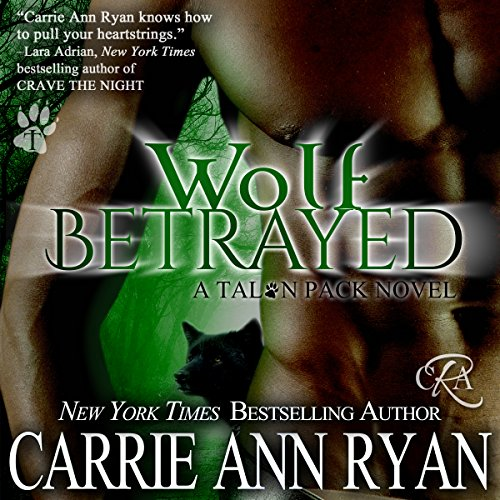 Wolf Betrayed audiobook cover art