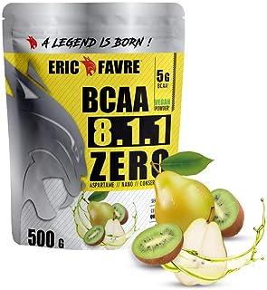 BCAA 8.1.1 ZERO Vegan 500 gr (Kiwi – Pera): Amazon.es: Salud y cuidado personal