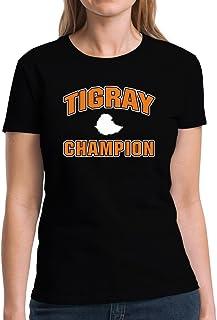 Eddany Tigray Champion Women T-Shirt