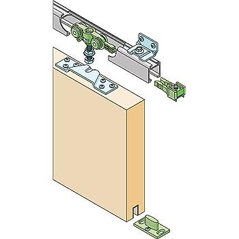 Ronin Furniture Fittings – Herraje para 70 kg, de aluminio, carril ...