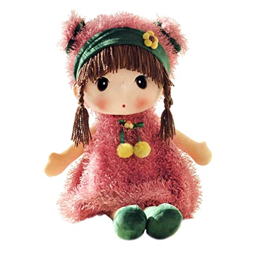 HWD Kawaii 17 inch Stuffed Plush Girl Toy Doll . Good Gift for Kids Baby  Lover 9742086e3b38