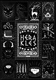 Héraklès - Intégrale noir et blanc(Couverture rigide)