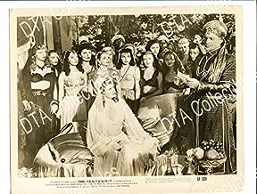 MOVIE PHOTO: MAGIC CARPET-1951-PROMO STILL-LUCILLE BALL-ADVENTURE G/VG