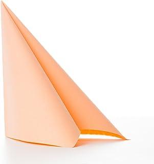 Airlaid - Servilletas de material similar a tela, 26 colores (40 x 40 cm), para bodas, cumpleaños, fiestas, 50 unidades por paquete