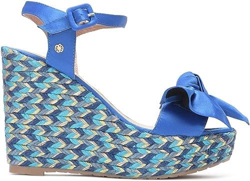 CUPLE 000401-612-0206, Sandalias con plataforma para mujer