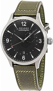 Heritage Black Dial Men's Watch 3650019