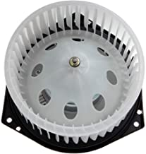 OCPTY A/C Heater Blower Motor ABS w/Fan Cage Air Conditioning HVAC Replacement fit for 2008-2012 Infiniti EX35/2003-2012 Infiniti FX35/2003-2007 Nissan 350Z/2009-2014 Nissan 370Z