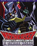 Mazinkaiser Contra El General Negro (Blu-Ray+Dvd+Libro) -  Edicion Coleccionista [Blu-ray]...
