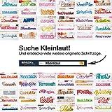 """Kleinlaut 3D-Schriftzug """"Sonne & Meer"""" in Größe: 25 x 6,4 cm – Dekobuchstaben – 32 Farben zur Wahl – Pastell Gelb - 4"""