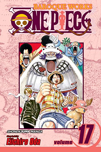 One Piece, Vol. 17: Hiriluk's Cherry Blossoms (One Piece Graphic Novel) (English Edition)