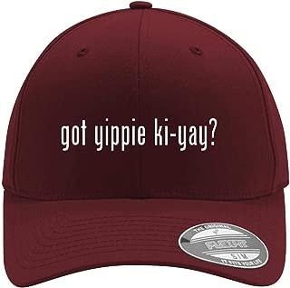 got Yippie ki-Yay? - Adult Men's Flexfit Baseball Hat Cap