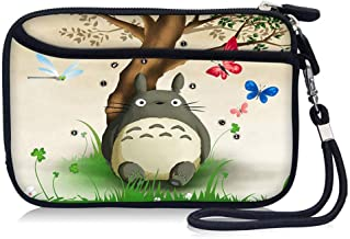 Cell Phone Bag Case Neoprene Small Wristlet Wallet Coin Purse For iPhone Samsung Galaxy Huawei