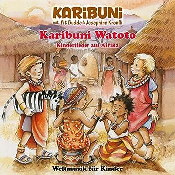 Watoto - Kinderlieder aus Afrika