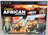 PS3 Cabela's African Adventures Bundle with Gun