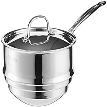 Cuisinart 7111-20 Chef's Classic Stainless Universal Double Boiler with Cover