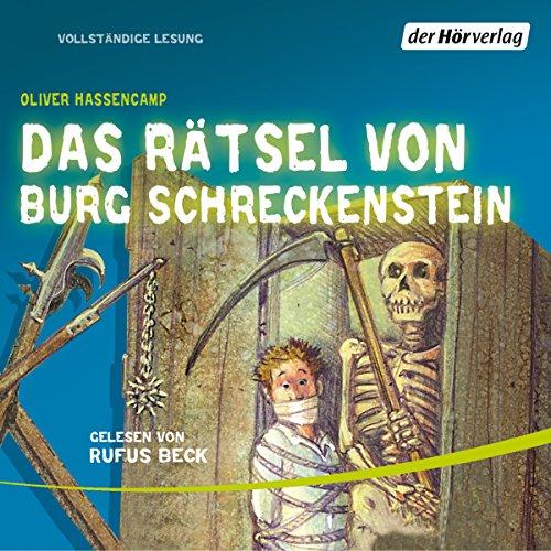 Das Rätsel von Burg Schreckenstein cover art