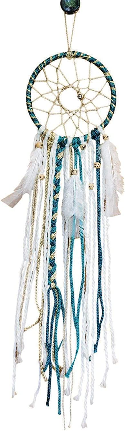 Geeperz Macrame Dream Catcher Craft Kit