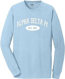 Alpha Delta Pi Long Sleeve Vintage Tee