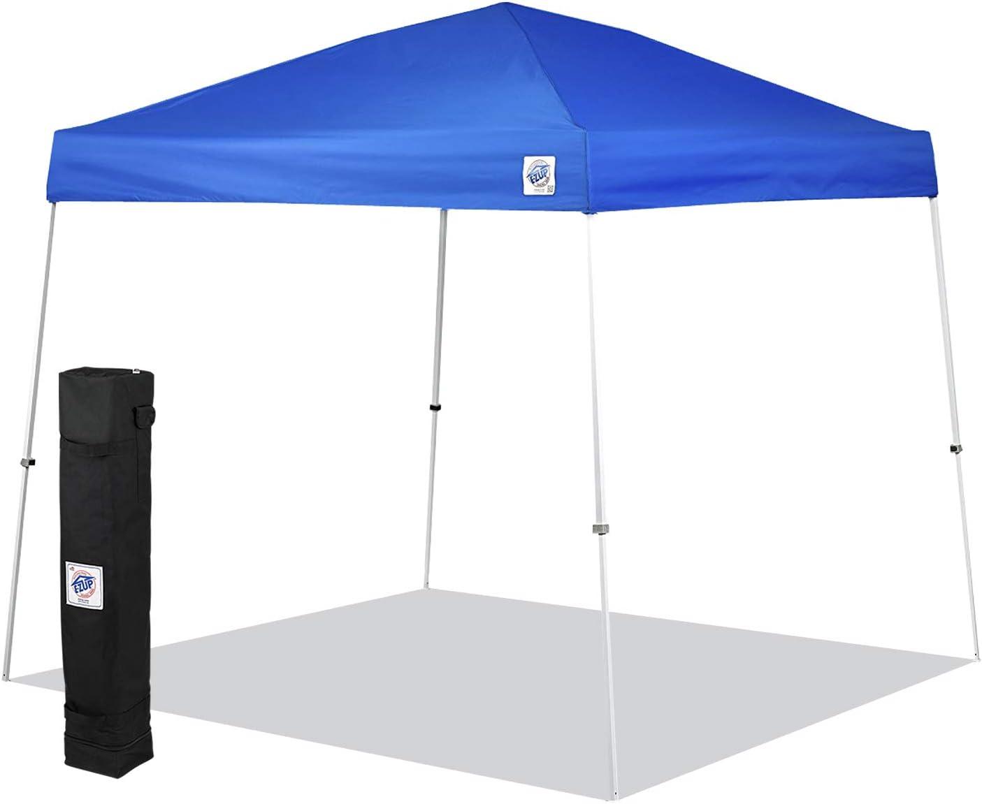 E-Z UP Sierra II Canopy & Recreational Sidewall Instant Shelters