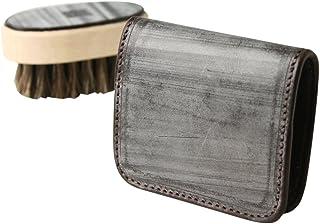 (ファイブウッズ) FIVE WOODS CASK キャスク ボックスケース 「BOX CASE」 ダークブラウン 日本製 ブライドルレザー 本革 メンズ 小銭入れ 38062 wl3691