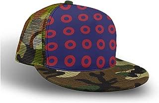 Baseball Cap Hat Snapback Hat for Men Boys Girls - Hip-Hop Summer Trucker Cap