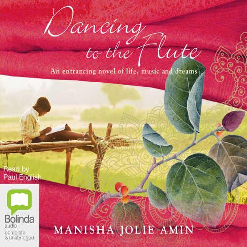 Dancing to the Flute audiobook cover art