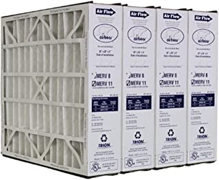 259112-103 Trion Air Bear Supreme 20x20x5 Media Filter MERV 11 Rated-4 Pack