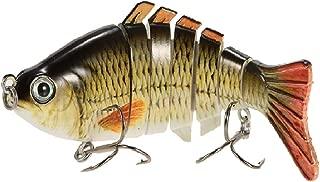 Lixada Fishing Lure for Bass 4