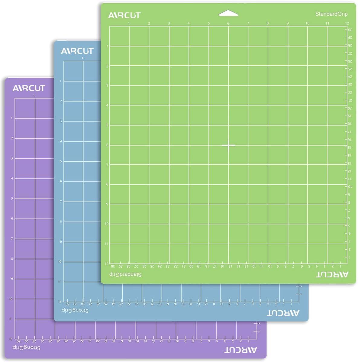 AIRCUT Cutting Mat for Cricut Maker Max 65% OFF 2 Air Explore One security 12x12
