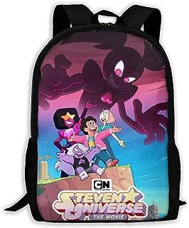 Steven Universe Youth Adult Backpack Shoulder Bag School Bag Bookbag for Hiking Traveling School