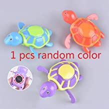 Cute Cartoon Water Toy Animal Tortoise Classic Baby Infant 1pcs Ramdon Color