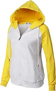 H2H Womens Active Regular Fit Zip up Hoodie Long Sleeve